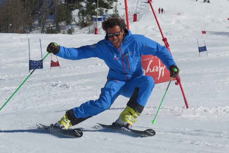 cours de ski ados
